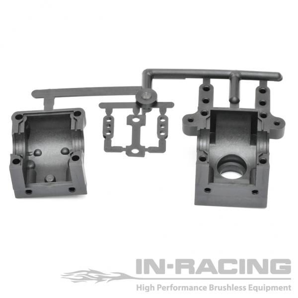 HongNor Getriebegehäuse vorne/hinten X1-X2-Nexx8-DM One