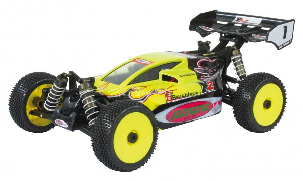 HongNor X2 CR Brushless Buggy