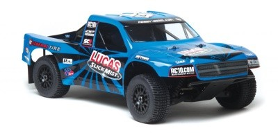 TEAM ASSOCIATED SC8.2e ''Slick Mist'' Brushless RTR 1:8