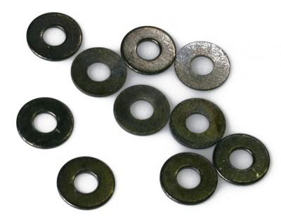 Unterlegscheiben 3,2x7x0,5mm (10 Stk)