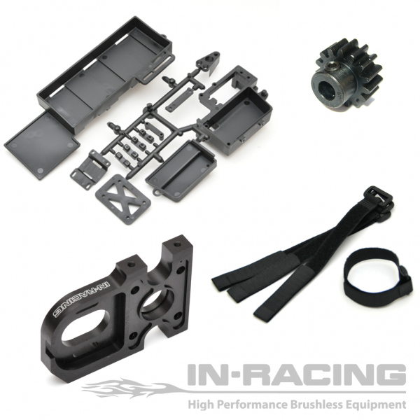 IN-RACING Conversion KIT X2 CRT & Nexx8-T Truggy