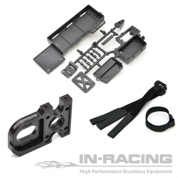 IN-RACING Conversion KIT X2 CRT & Nexx8-T Truggy (ohne Ritzel)
