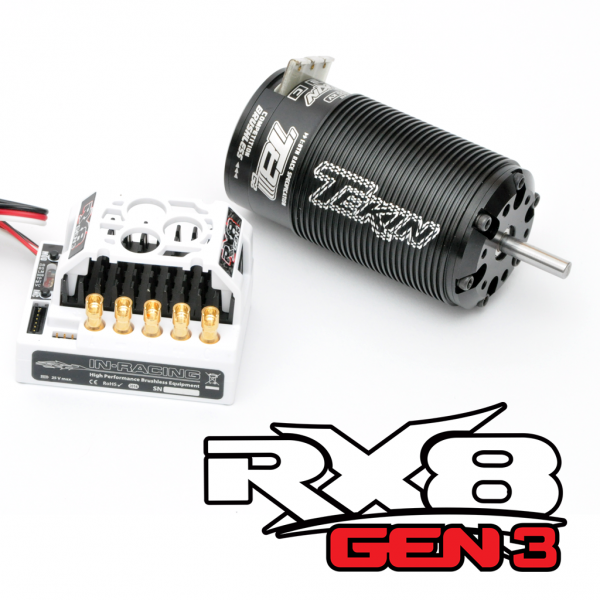 Tekin RX8 GEN3 / T8 GEN2 2250 kv Truggy Brushless Set