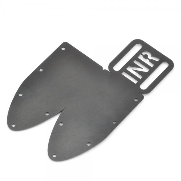 KYDEX Messerscheide schwarz - Modell 003