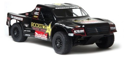 TEAM ASSOCIATED SC8.2e ''Rockstar'' Brushless RTR 1:8