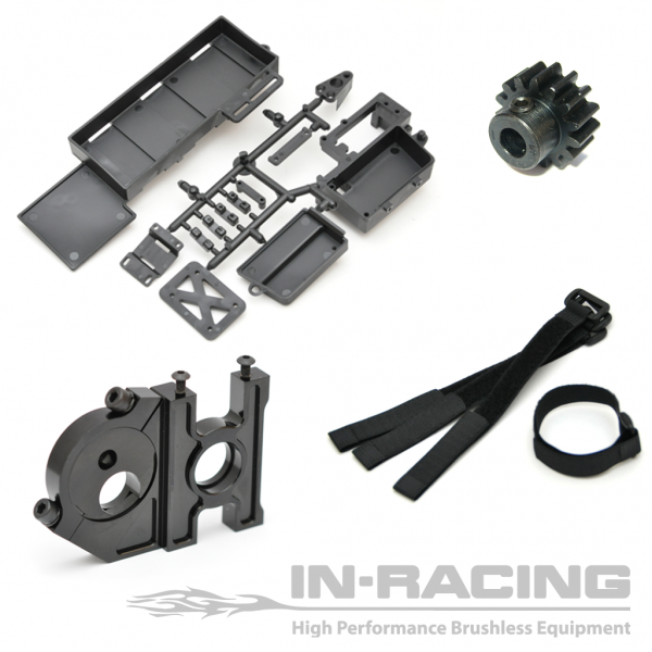 Hong Nor Conversion KIT X2 CRT & Nexx8-T Truggy