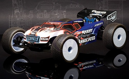 Team Associated RC8T Factory Team Champion Edition