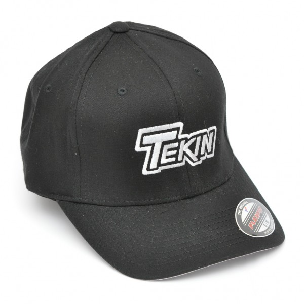 Tekin Flex Fit Hat Black