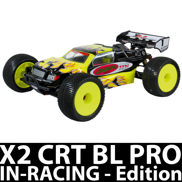 HongNor X2 CRT Brushless PRO Truggy